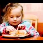 Tips for dealing with a fussy eater