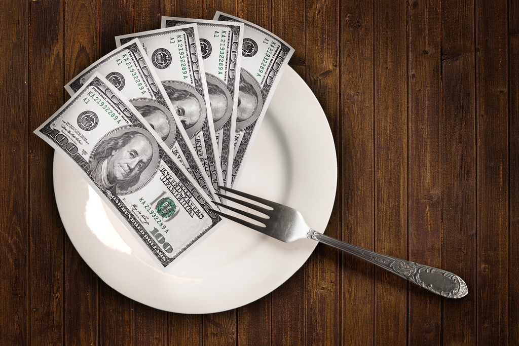 Cost to eat healthy