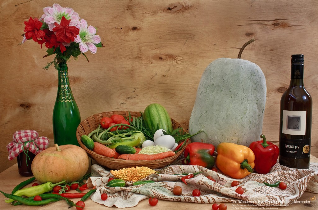 eat vegetables live longer