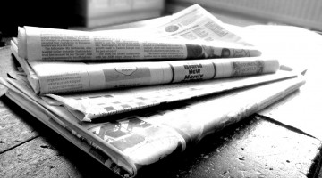 Does the best quality medical research make the news?
